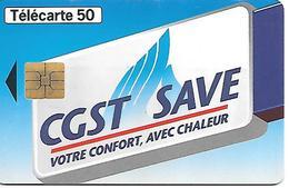 CARTE=-PRIVEE-50U-03/95-EN1170-SO3-JG-CGST SAVE-UTILISE-TBE - France
