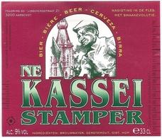 Etiket België 770 - Beer