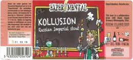 Etiket België 772 - Beer