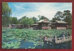CN.- China. Peking. Summer Palace. Hsieh Chu'ü Yüan. Garden Of Harmonious Interest. - China