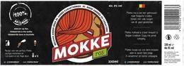 Etiket België 775 - Beer