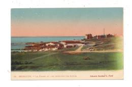 LIBANON - BEYROUTH, Le Phare / Lighthouse / Leuchtturm & Les Services Des Autos - Libanon