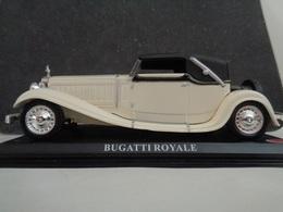 BUGATTI ROYALE-1/43 -1930- DEL PRADO - Voitures, Camions, Bus