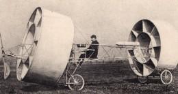 Precurseurs Aviation Aeroplane Givaudan Ancienne Carte Postale Russe 1909 - ....-1914: Precursors