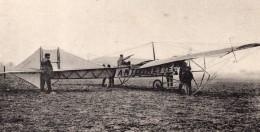 Precurseurs Aviation Monoplan Antoinette Ancienne Carte Postale Russe 1909 - ....-1914: Precursors