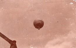 Russie Moscou Ballon Captif Le Journal Aviation Ancienne Photo 1909 - Aviation