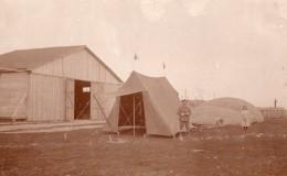Russie Aerodrome De Moscou Gonflage De Ballon Aviation 5 Anciennes Photos 1912 - Aviation