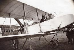 Russie Moscou Aviation Farman Alphonse Poiree Robert Fulda Ancienne Photo 1914 - Aviation