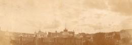 Russie Panorama De Moscou Pris De Ballon Captif? Ancienne Photo 1900's - Aviation