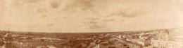 Russie Panorama De Moscou Pris De Ballon Captif? Ancienne Photo 1912 - Aviation