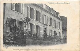 Torgny NA2: Pensionnat Sainte-Chrétienne, Façade Sud-Ouest... 1906 - Rouvroy