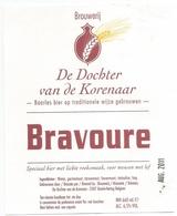 Etiket België 786 - Beer