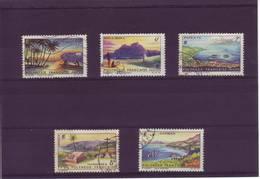 POLYNESIE FRANCAISE N° 30 / 34   1964 - French Polynesia