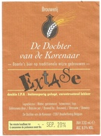 Etiket België 789 - Beer