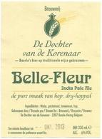 Etiket België 791 - Beer