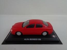 ALFA ROMEO 156-1/43 -1998- DEL PRADO - Voitures, Camions, Bus
