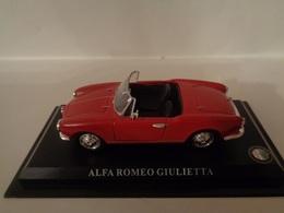 ALFA ROMEO GIULIETTE Sprint-1/43 -1954- DEL PRADO - Voitures, Camions, Bus
