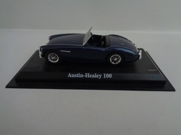 AUSTIN HEALEY 100-1/43 -1953- DEL PRADO - Voitures, Camions, Bus