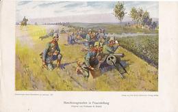 Maschinengewehr In Feuerstellung - Prof. Knötel - Historischer Verlag Berlin - Druck - 27*17cm (37131) - Bücher, Zeitschriften, Kataloge