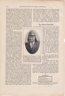 Flieger-Hauptmann A.D. Köhl - Abbildung Aus Der Gute Kamerad 1931 (37132) - Deutsch