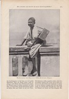 Araberjunge Aus Algerien - Phot. Léroux, Algier - Abbildung Aus Der Gute Kamerad 1931 (37134) - Kinder- & Jugendzeitschriften