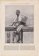 Araberjunge Aus Algerien - Phot. Léroux, Algier - Abbildung Aus Der Gute Kamerad 1931 (37134) - Kinder- En Jeugdtijdschriften