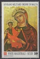 ORDRE DE MALTE - Noël 1989 - Malte (Ordre De)