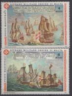 ORDRE DE MALTE - Bataille De Malaga - Malte (Ordre De)