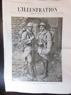 Nos Fantassins De La Deuxième Année De Guerre - Fusilier Et Grenadier - L'Illustration 1915 (37136) - Zeitungen & Zeitschriften