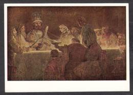 PR168/ REMBRANDT, *The Conspiracy Of Claudius Civilis*, Stockolm, Nationalmuseum - Pittura & Quadri