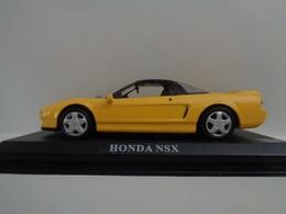 HONDA NSX-1/43 -1990 - DEL PRADO - Voitures, Camions, Bus