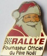 RALLYE- Fournisseur Officiel Du Père Noël - Noël