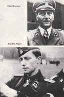Otto Skorzeny Und Joachim Peiper - Aus Einem Buch - 22*14,5cm  (37142) - Zeitungen & Zeitschriften