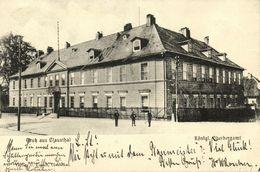 CLAUSTHAL, Königl. Oberbergamt (1905) AK - Clausthal-Zellerfeld