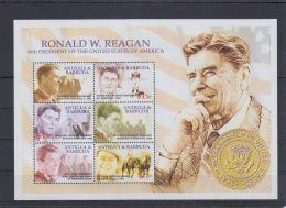 F564. Antigua & Barbuda - MNH - Famous People - Ronald W. Reagan - Unclassified