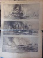 """Berliner Illustrirte Zeitung - Untergand Der """"Bouvet"""" In Den Dardanellen (37144) - Deutsch"""