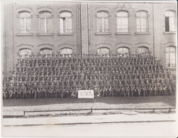 Foto Einheit Deutsche Soldaten - Kurs Schule - 1./304 - Foto Hertling, Plauen - 1941 - 23*18cm   (37149) - Krieg, Militär