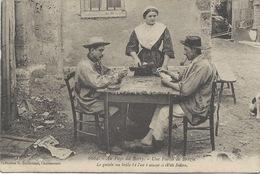 Au Pays Du Berry - Une Partie De Brezin - Unclassified