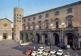 Orvieto - Palazzo Comunale E Chiesa Di S.andrea - Formato Grande Viaggiata – E 8 - Terni