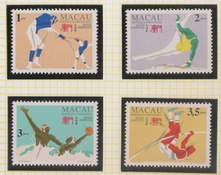 Macau Macao Chine 1994 - Jogos Asiáticos - The 12th Asian Games, Hiroshima, Japan - MNH/Neuf - Neufs