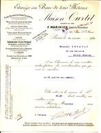 Etirage Au Banc De Tous Métaux. Maison Curtil. Fondée En 1881. Marinier Gendre & Successeur. Paris. 1921. - France