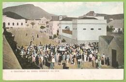 São Vicente - Procissão Da Nossa Senhora Da Luz - Romaria - Costumes - Customs - Cabo Verde - Cape Verde