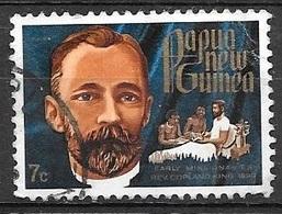 1972 King, Missionary, Christmas, Used - Papua New Guinea