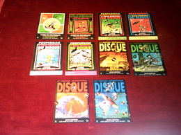 10 ANS D' ETIQUETTE DE VIN  DU FESTIVAL DU DISQUES INTERNATIONAL  DE PERPIGNAN  1989 / 1999 - Collections & Sets