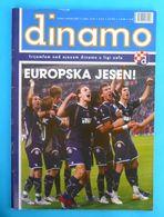 DINAMO Zagreb ( Croatia ) - Revija 11/12.2007. G. * EUROPSKA JESEN Trijumf Na Ajaxom * Football Soccer Fussball Kroatien - Books