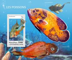 Central Africa   2018 Fishes  S201809 - Centrafricaine (République)