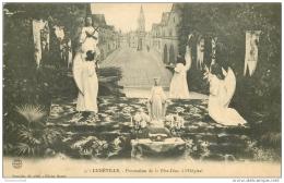 54 LUNEVILLE. Procession Fête-Dieu à L'Hôpital - Luneville
