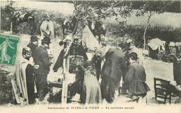 54 MARS-LA-TOUR. Anniversaire En Territoire Annexé 1908 - Otros Municipios