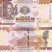Guinea  New  1000 Francs 2015  UNC - Guinée