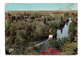24 - LA ROCHE CHALAIS . VUE DE LA VALLÉE DE LA DRONNE SUR SAINT-AIGULIN - Réf. N°19257 - - France